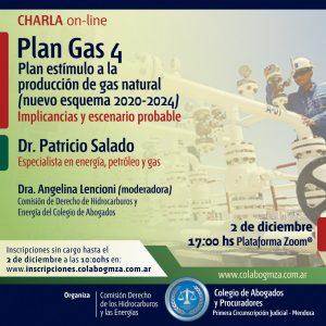 Charla sobre los detalles del Plan Gas 4